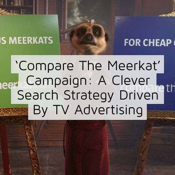 'Compare the Meerkat' Campaign
